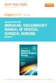 cover image - Manual of Medical-Surgical Nursing Care - Elsevier eBook on Intel Education Study (Retail Access Card),7th Edition