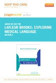 Exploring Medical Language - Pageburst E-Book on Kno (Retail Access Card), 8th Edition
