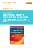 cover image - Mosby's Textbook for Long-Term Care Nursing Assistants - Elsevier eBook on Intel Education Study (Retail Access Card),6th Edition