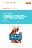 Structure & Function of the Body - Elsevier eBook on Intel Education Study (Retail Access Card), 14th Edition