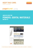 Dental Materials - Elsevier eBook on Intel Education Study (Retail Access Card), 10th Edition