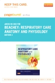 Respiratory Care Anatomy and Physiology - Elsevier eBook on Intel Education Study (Retail Access Card), 3rd Edition