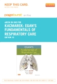 cover image - Egan's Fundamentals of Respiratory Care - Elsevier eBook on Intel Education Study (Retail Access Card),10th Edition