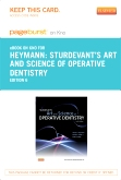 Sturdevant's Art and Science of Operative Dentistry - Elsevier eBook on Intel Education Study (Retail Access Card), 6th Edition