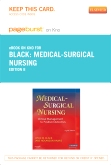Medical-Surgical Nursing - Elsevier eBook on Intel Education Study (Retail Access Card), 8th Edition