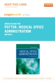 cover image - Medical Office Administration - Elsevier eBook on Intel Education Study (Retail Access Card),2nd Edition