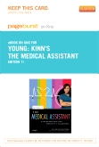 Kinn's The Medical Assistant - Elsevier eBook on Intel Education Study (Retail Access Card), 11th Edition
