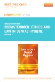 cover image - Ethics and Law in Dental Hygiene - Elsevier eBook on Intel Education Study (Retail Access Card),2nd Edition