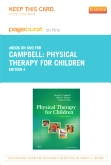 Physical Therapy for Children - Elsevier eBook on Intel Education Study (Retail Access Card), 4th Edition