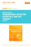 Nutrition Essentials and Diet Therapy - Elsevier eBook on Intel Education Study (Retail Access Card), 11th Edition