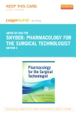 cover image - Pharmacology for the Surgical Technologist - Elsevier eBook on Intel Education Study (Retail Access Card),3rd Edition