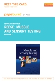 cover image - Muscle and Sensory Testing - Elsevier eBook on Intel Education Study (Retail Access Card),3rd Edition