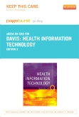 Health Information Technology - Elsevier eBook on Intel Education Study (Retail Access Card), 3rd Edition