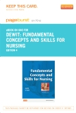 Fundamental Concepts and Skills for Nursing - Elsevier eBook on Intel Education Study (Retail Access Card), 4th Edition