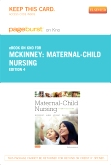 cover image - Maternal-Child Nursing - Elsevier eBook on Intel Education Study (Retail Access Card),4th Edition