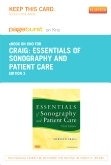 Essentials of Sonography and Patient Care - Elsevier eBook on Intel Education Study (Retail Access Card), 3rd Edition
