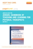Handbook of Teaching for Physical Therapists - Elsevier eBook on Intel Education Study (Retail Access Card), 3rd Edition