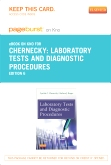 Laboratory Tests and Diagnostic Procedures - Elsevier eBook on Intel Education Study (Retail Access Card), 6th Edition