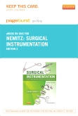 Surgical Instrumentation - Elsevier eBook on Intel Education Study (Retail Access Card), 2nd Edition