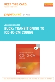 cover image - Transitioning to ICD-10-CM Coding - Elsevier eBook on Intel Education Study (Retail Access Card)