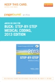Step-by-Step Medical Coding, 2013 Edition - Elsevier eBook on Intel Education Study (Retail Access Card)