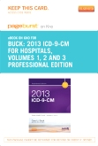 2013 ICD-9-CM for Hospitals, Volumes 1, 2 and 3 Professional Edition - Pageburst E-Book on Kno (Retail Access Card)