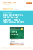 cover image - 2013 ICD-9-CM for Physicians, Volumes 1 and 2 Professional Edition - Elsevier eBook on Intel Education Study (Retail Access Card)