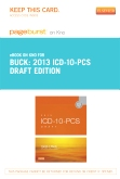 2013 ICD-10-PCS Draft Standard Edition - Elsevier eBook on Intel Education Study (Retail Access Card)