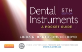 cover image - Dental Instruments,5th Edition