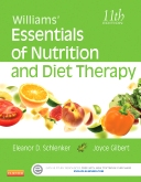 cover image - Williams' Essentials of Nutrition & Diet Therapy - Elsevier eBook on VitalSource,11th Edition