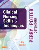 cover image - Clinical Nursing Skills and Techniques - Elsevier eBook on Intel Education Study,8th Edition