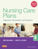 cover image - Nursing Care Plans - Elsevier eBook on Intel Education Study,8th Edition