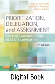 Prioritization, Delegation, and Assignment - Elsevier eBook on VitalSource, 3rd Edition