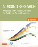 cover image - Nursing Research - Elsevier eBook on Intel Education Study,8th Edition
