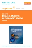 cover image - Mosby's Orthodontic Review - Elsevier eBook on VitalSource (Retail Access Card),2nd Edition