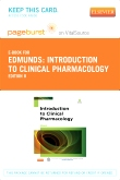 cover image - Introduction to Clinical Pharmacology - Elsevier eBook on VitalSource (Retail Access Card),8th Edition