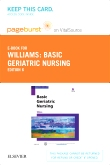 cover image - Basic Geriatric Nursing - Elsevier eBook on VitalSource (Retail Access Card),6th Edition