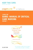 Manual of Critical Care Nursing - Elsevier eBook on VitalSource (Retail Access Card), 7th Edition