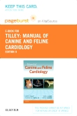 cover image - Manual of Canine and Feline Cardiology - Elsevier eBook on VitalSource (Retail Access Card),5th Edition