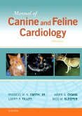 Manual of Canine and Feline Cardiology - Elsevier eBook on Intel Education Study, 5th Edition
