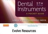 Evolve Resources for Dental Instruments, 5th Edition