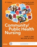 cover image - Evolve Resources for Community/Public Health Nursing,6th Edition