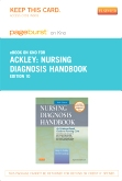 cover image - Nursing Diagnosis Handbook - Elsevier eBook on Intel Education Study (Retail Access Card),10th Edition