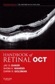 cover image - Handbook of Retinal OCT: Optical Coherence Tomography