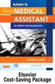 Medical Assisting Online for Kinn's The Administrative Medical Assistant (User Guide/Access Code, Textbook and Study Guide Package), 8th Edition