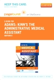 cover image - Kinn's The Administrative Medical Assistant - Elsevier eBook on Vital Source (Retail Access Card),8th Edition