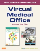 cover image - Virtual Medical Office Online and Print Workbook for Health Insurance Today,5th Edition
