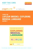 Exploring Medical Language - Elsevier eBook on VitalSource (Retail Access Card), 9th Edition