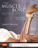 cover image - The Muscle and Bone Palpation Manual with Trigger Points, Referral Patterns and Stretching,2nd Edition