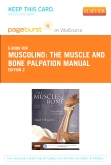 The Muscle and Bone Palpation Manual with Trigger Points, Referral Patterns and Stretching - Elsevier eBook on VitalSource (Retail Access Card), 2nd Edition